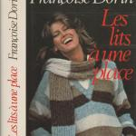 Françoies Dorin / Les Lits à une place