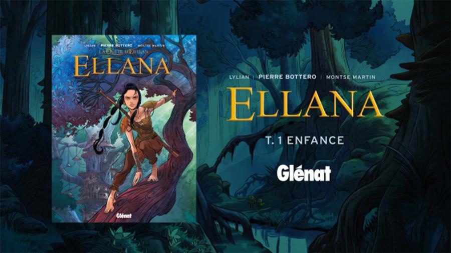 ellana - Glénat