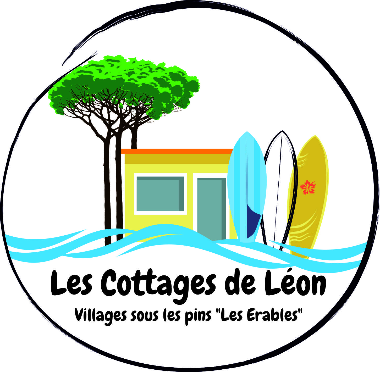 – Les Cottages de Léon –