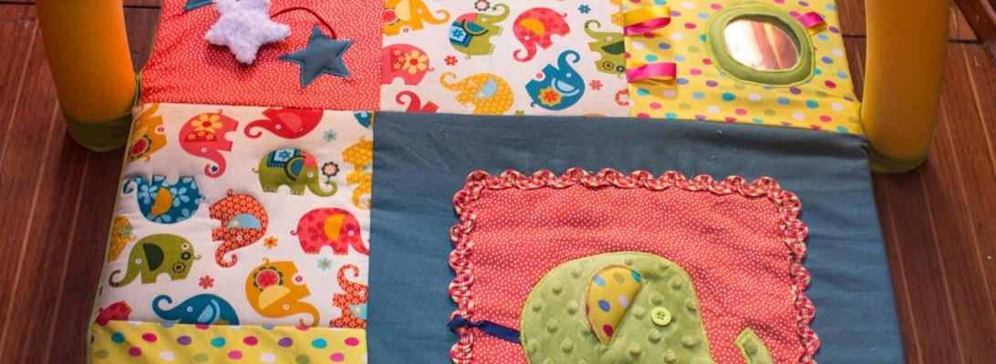 tapis d eveil couture les couleurs d emma