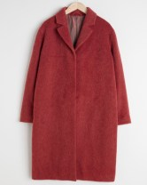 manteau-laine-rouge