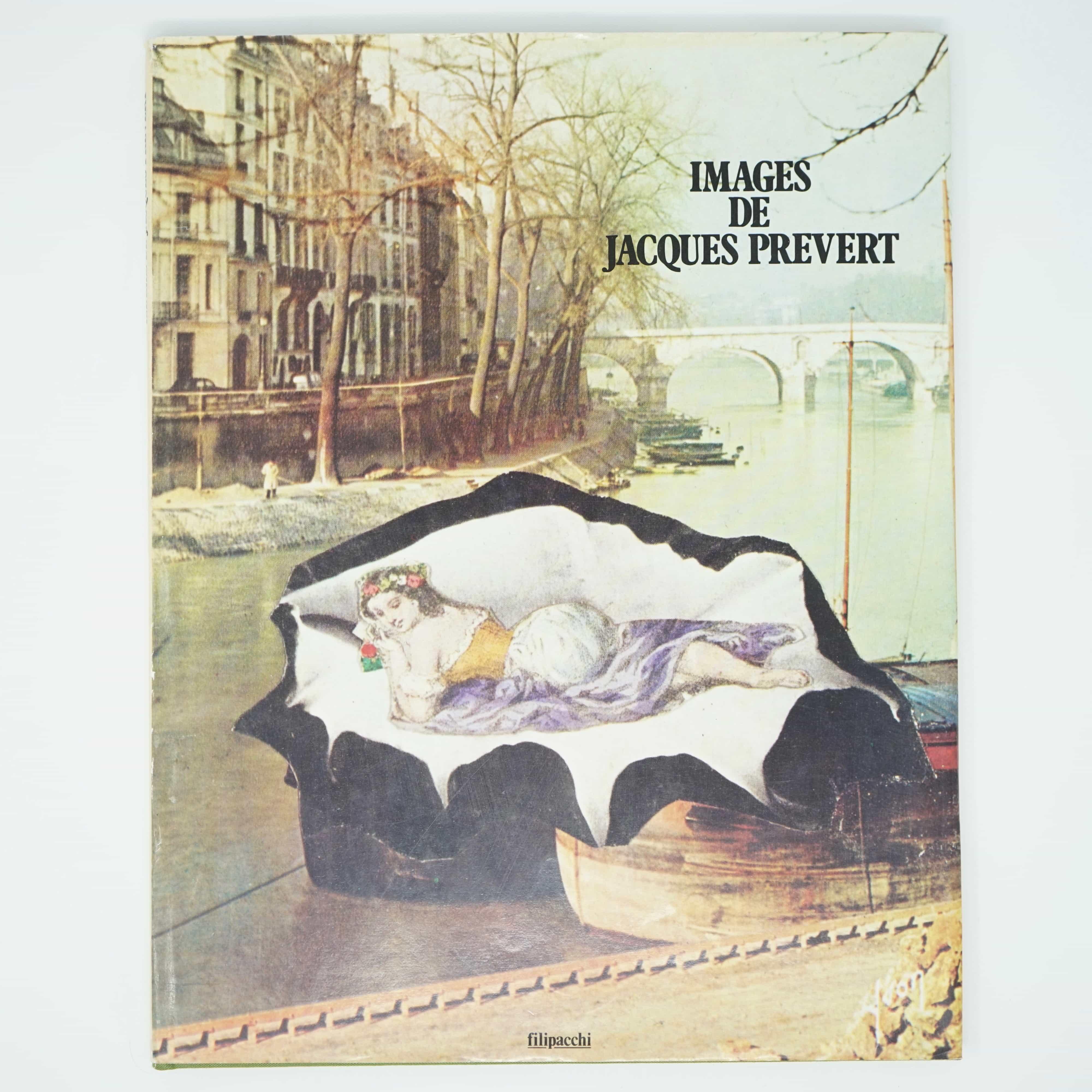Images de Jacques Prévert 1974