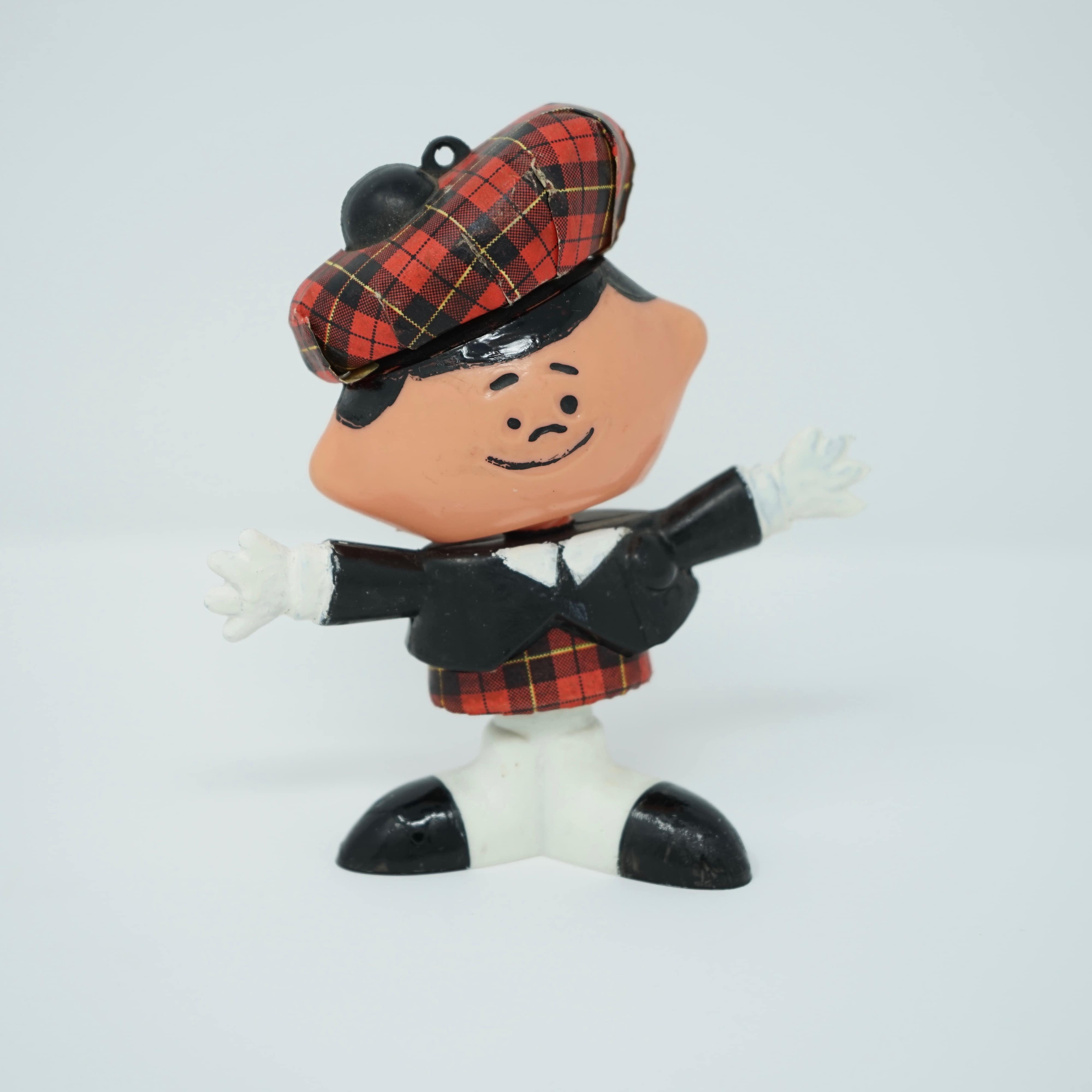 Personnage Publicitaire Scotty Marque Scotch