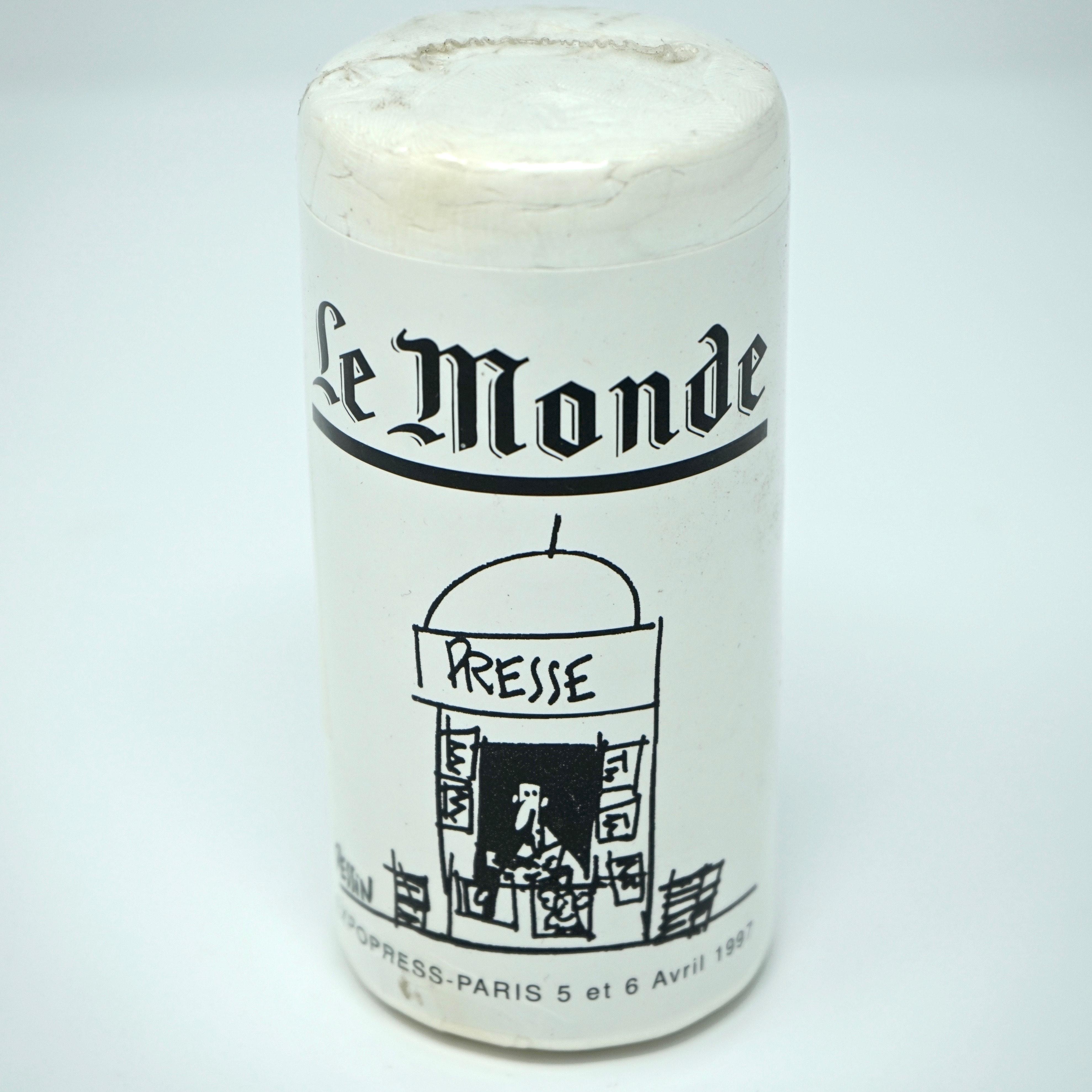 Tee-Shirt Publicitaire Le Monde 1997