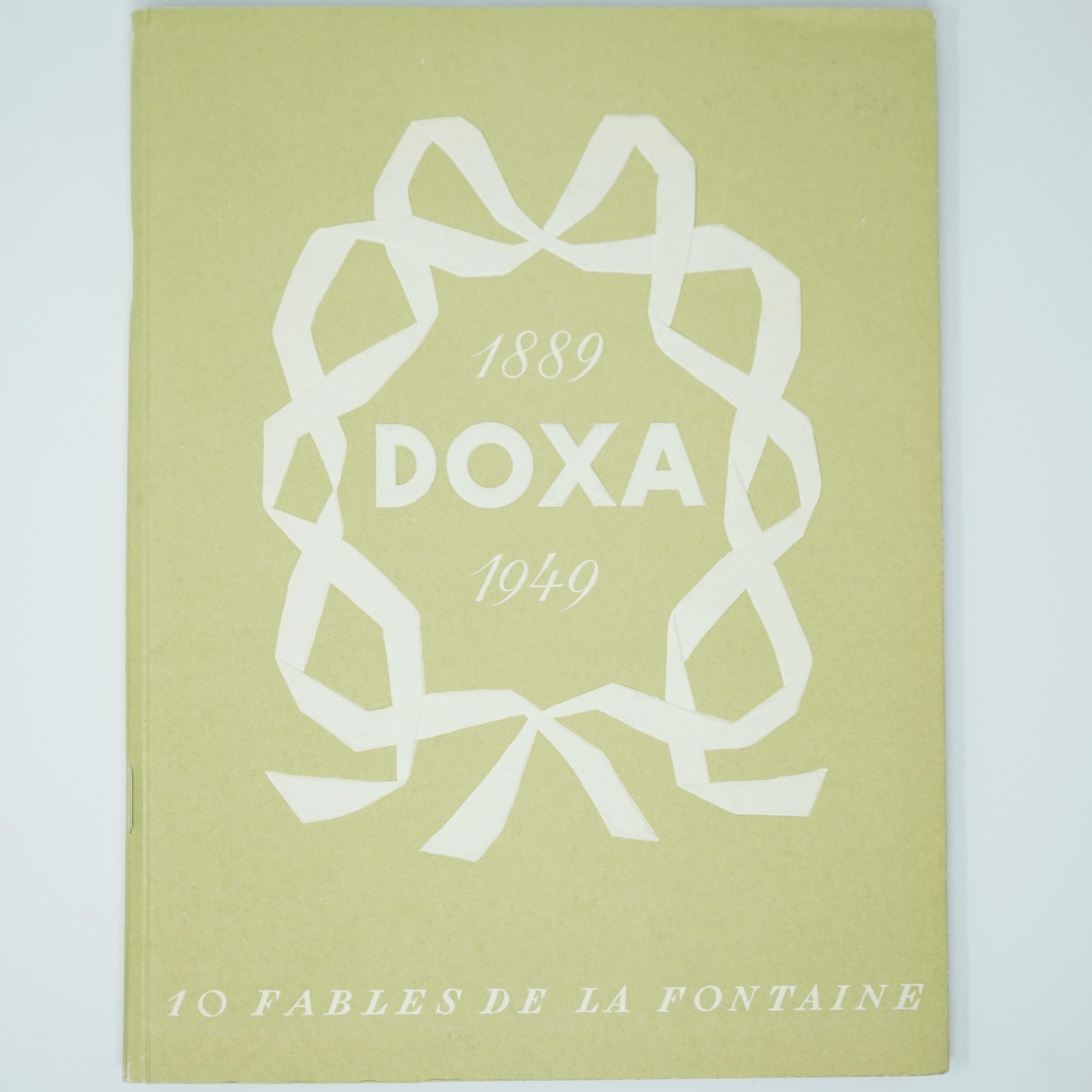 Doxa et les Fables de la Fontaine