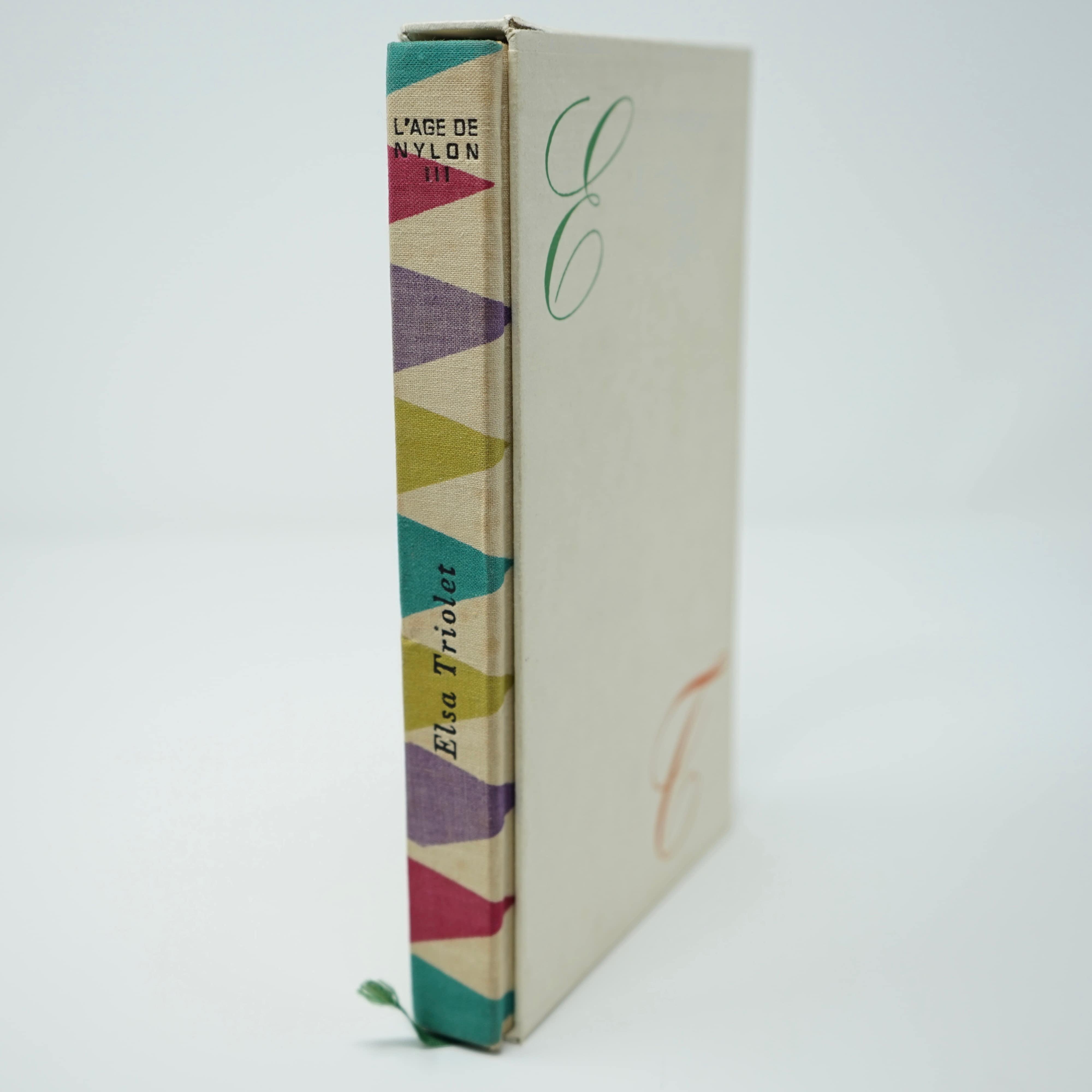 Livre L'Age de Nylon III L'Âme