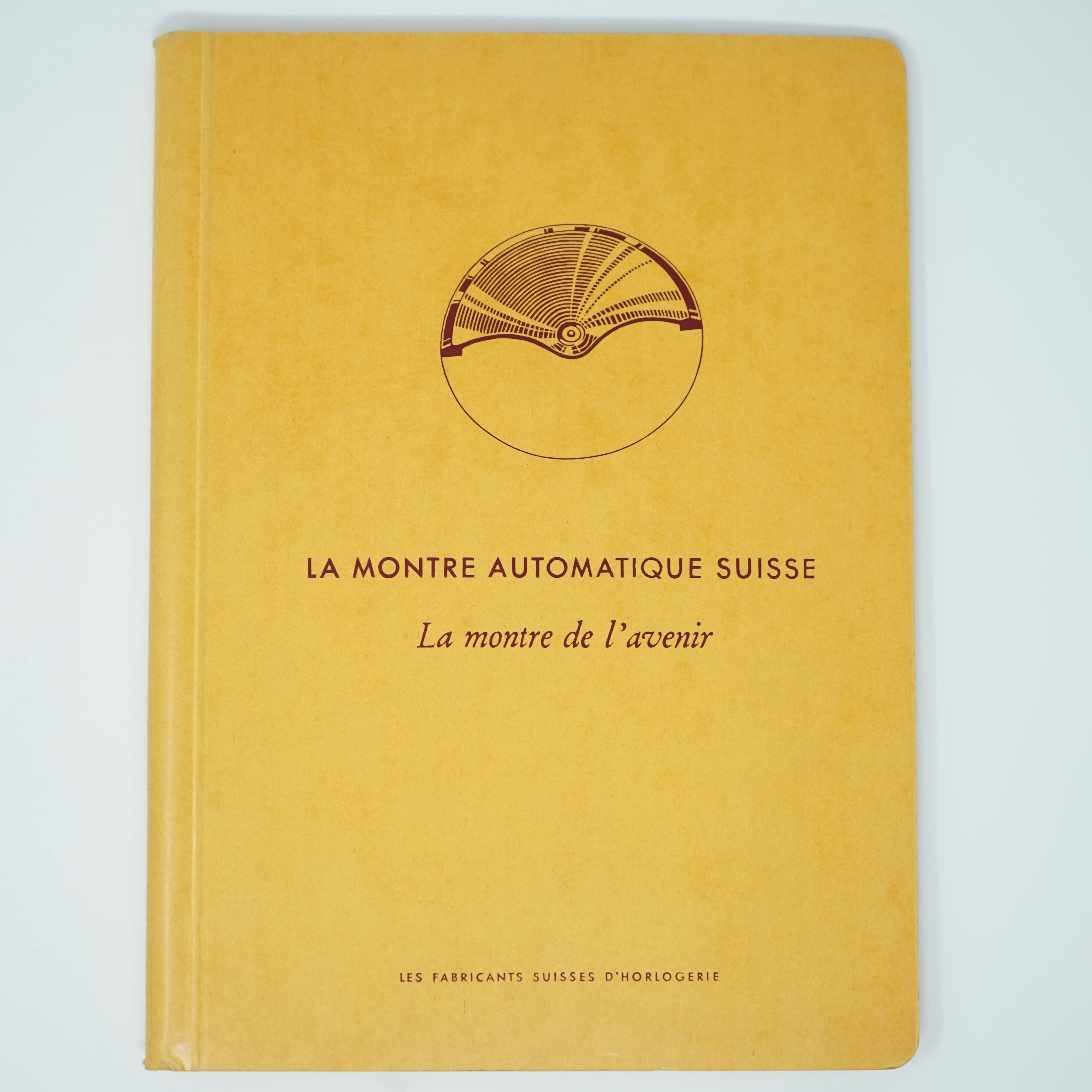 Livre La Montre Automatique Suisse
