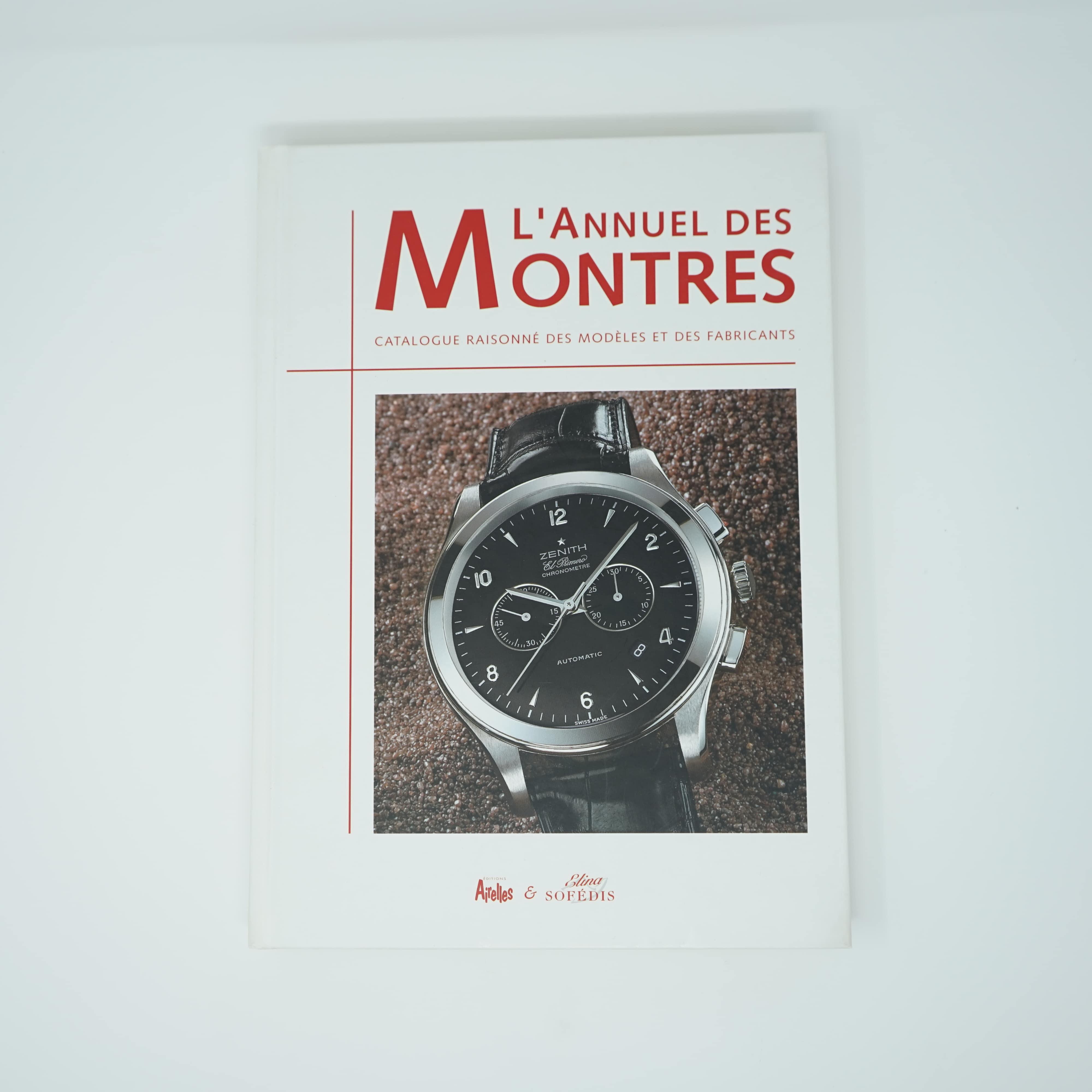 L'Annuel des Montres Année 2003
