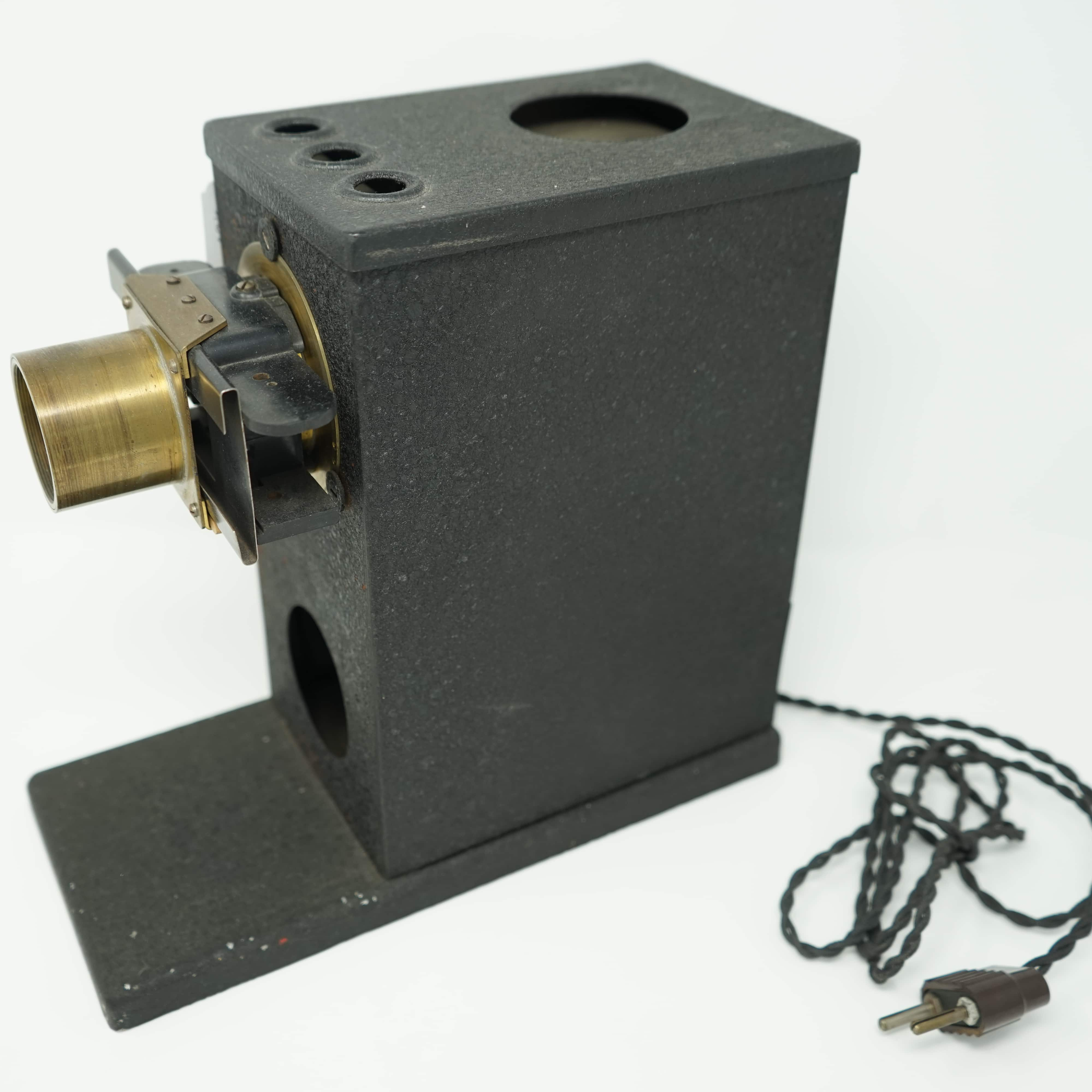 Lanterne Magique Vintage en Métal