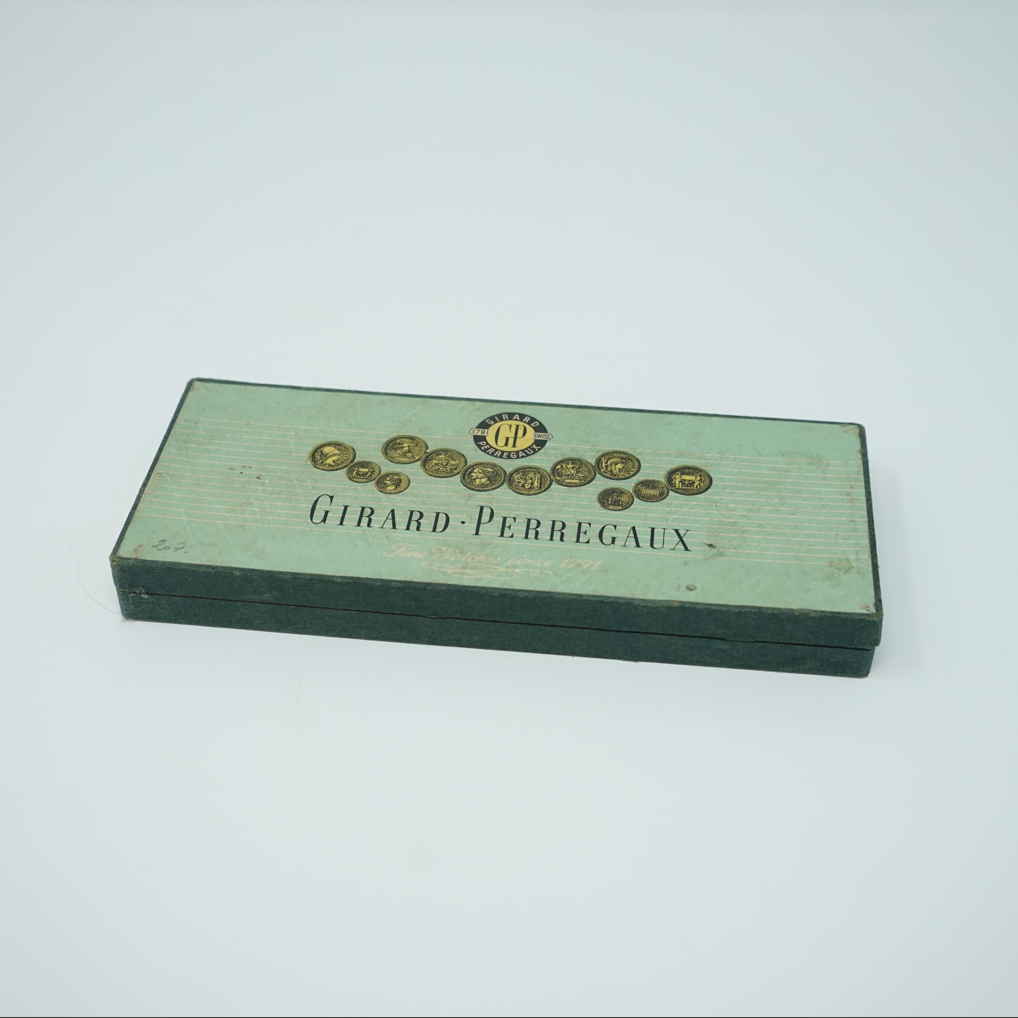 Boîte pour Pièces Girard-Perregaux