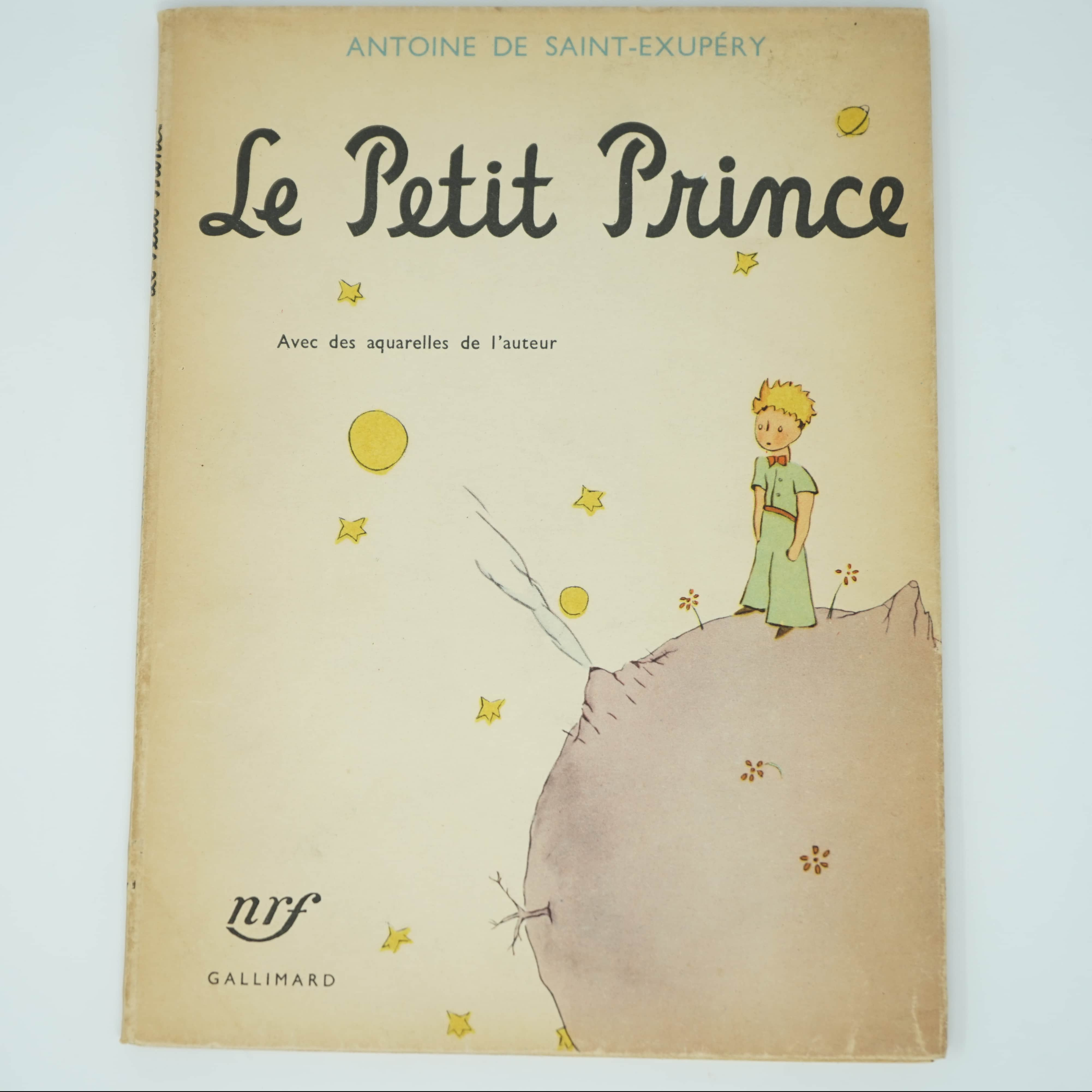Livre Le Petit Prince 1947