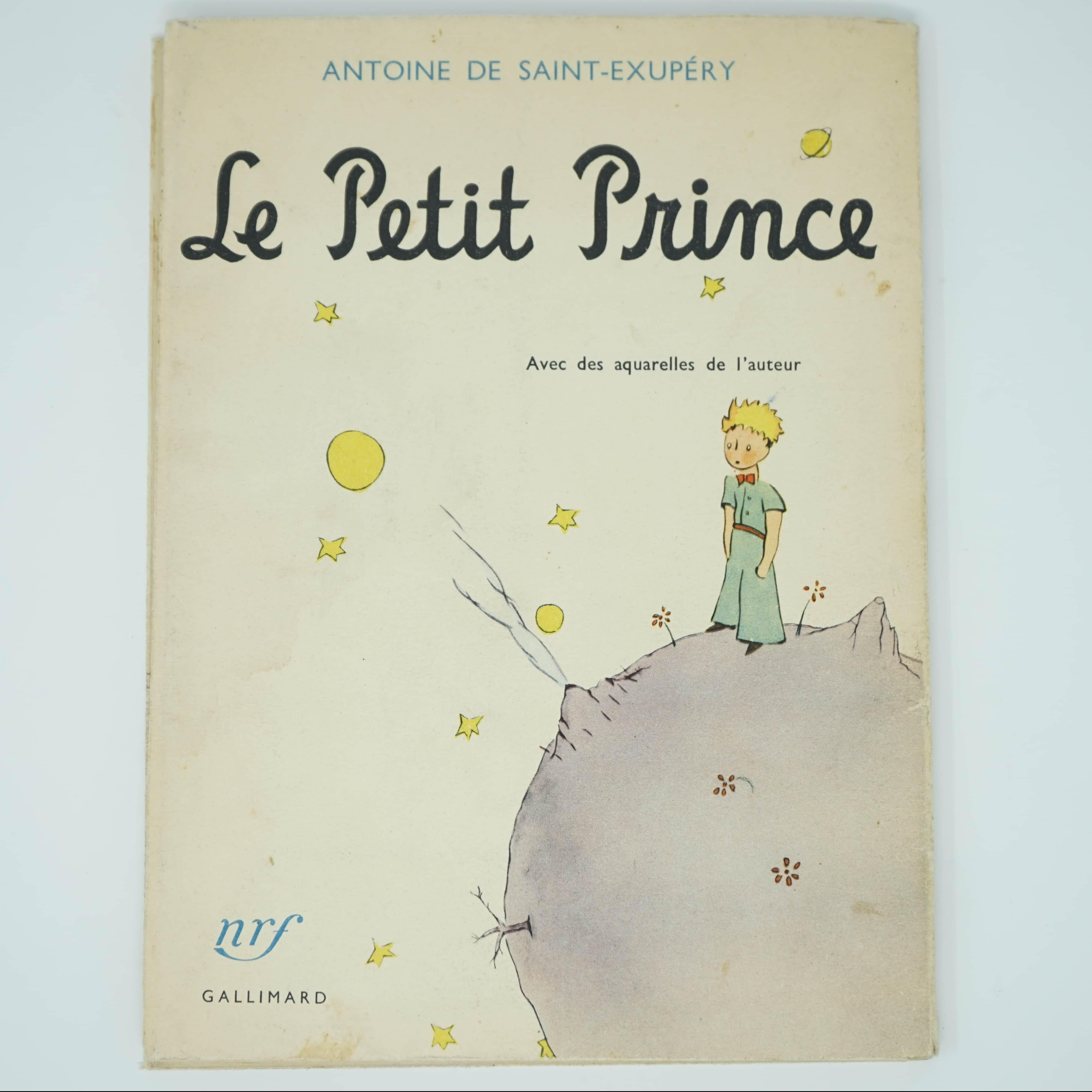 Le Petit Prince Année 1951