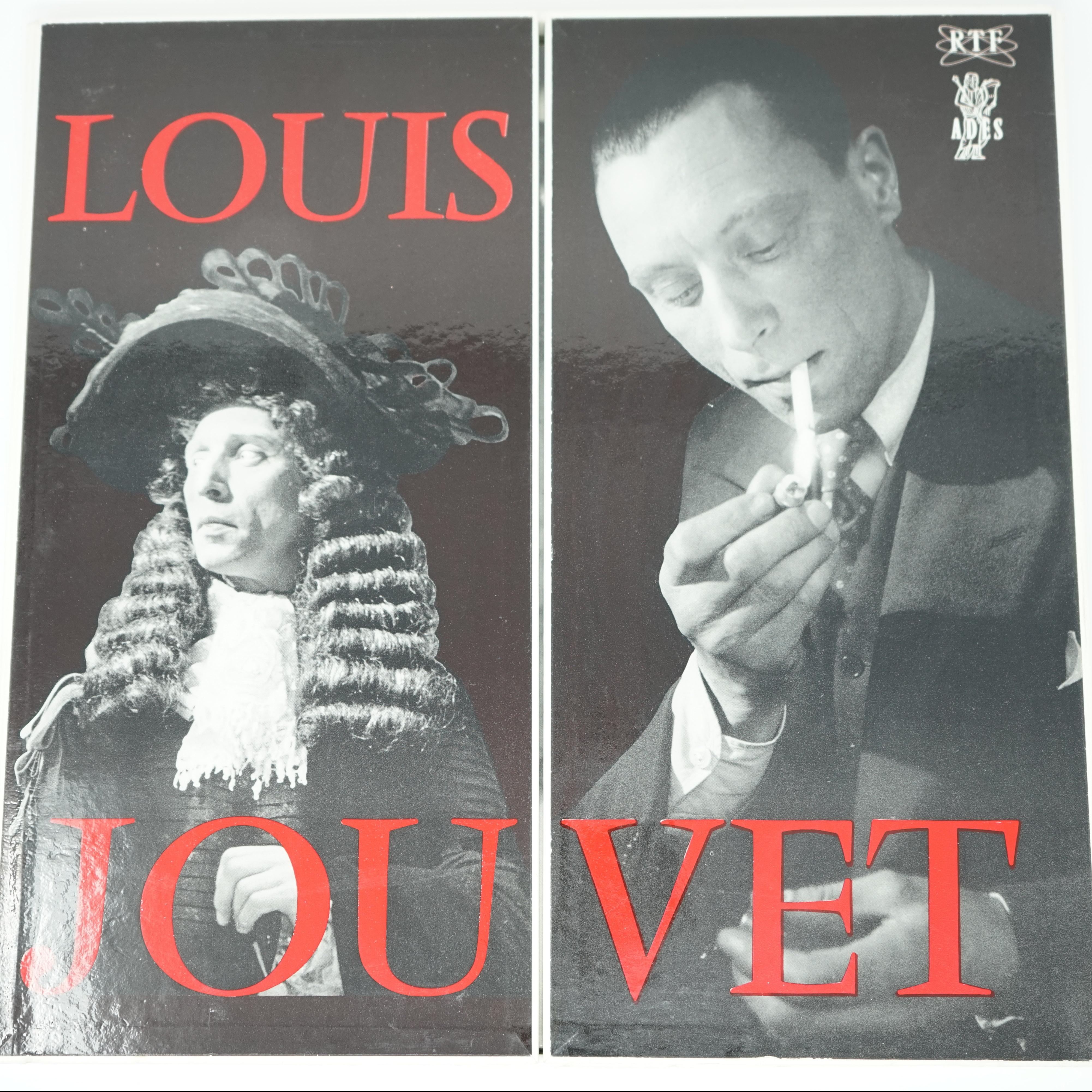 Disque Vinyle de Louis Jouvet