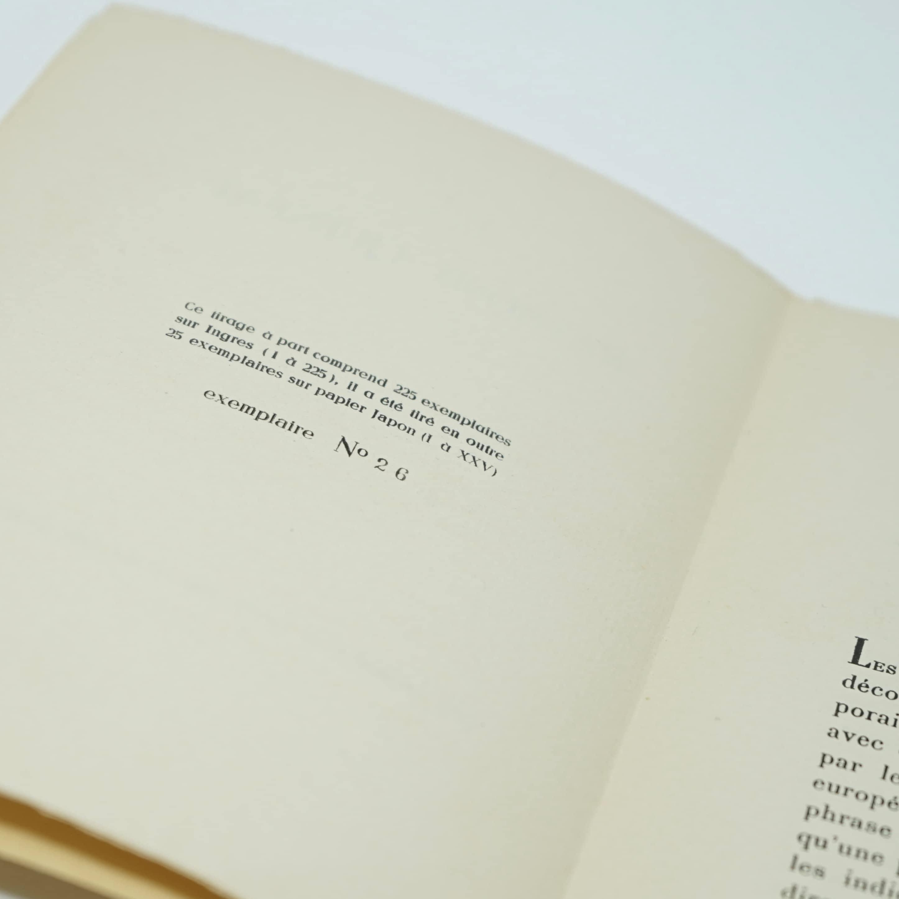 Livre Raymond Queneau numéroté exemplaire n°26