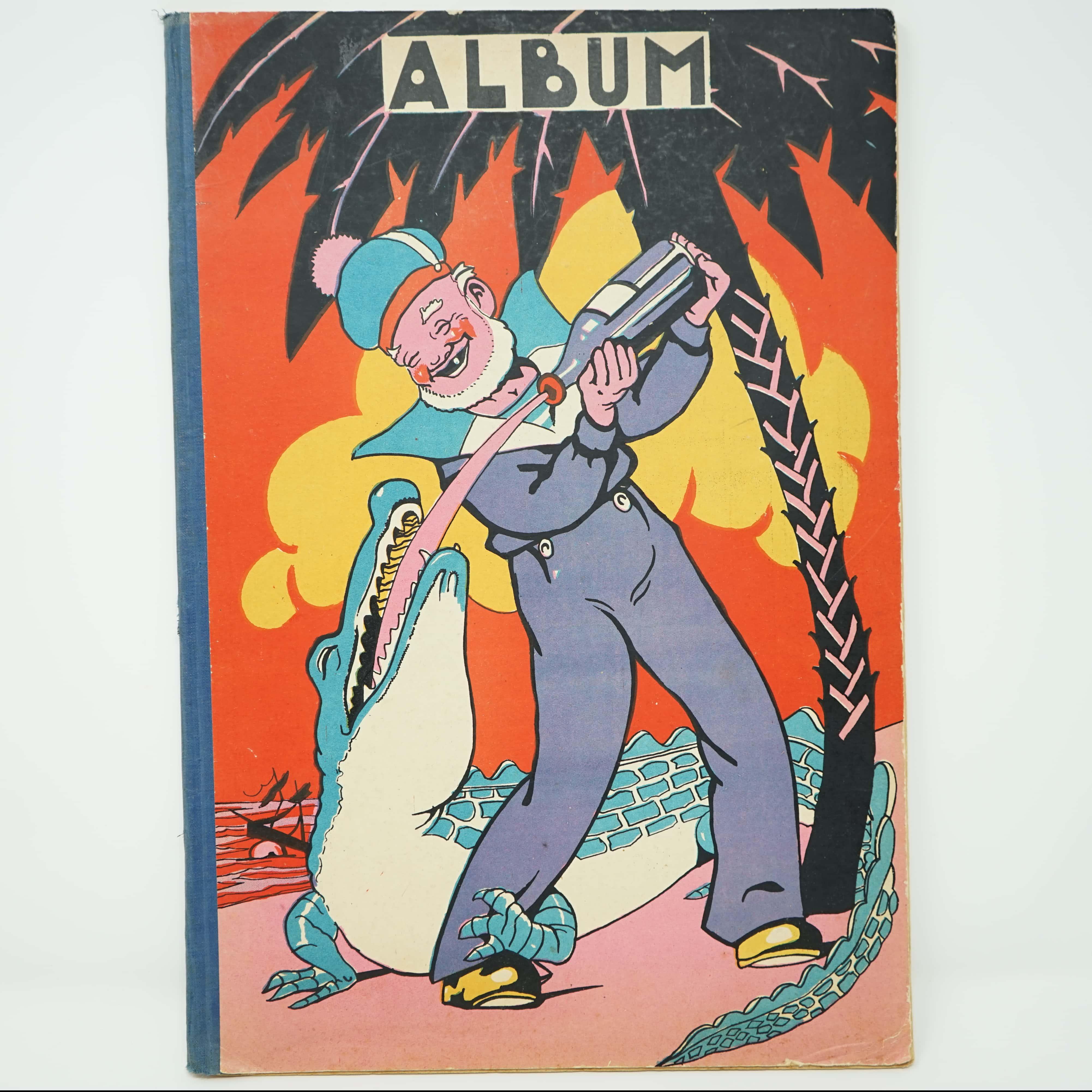 Album Imagerie Gordinne intérieur