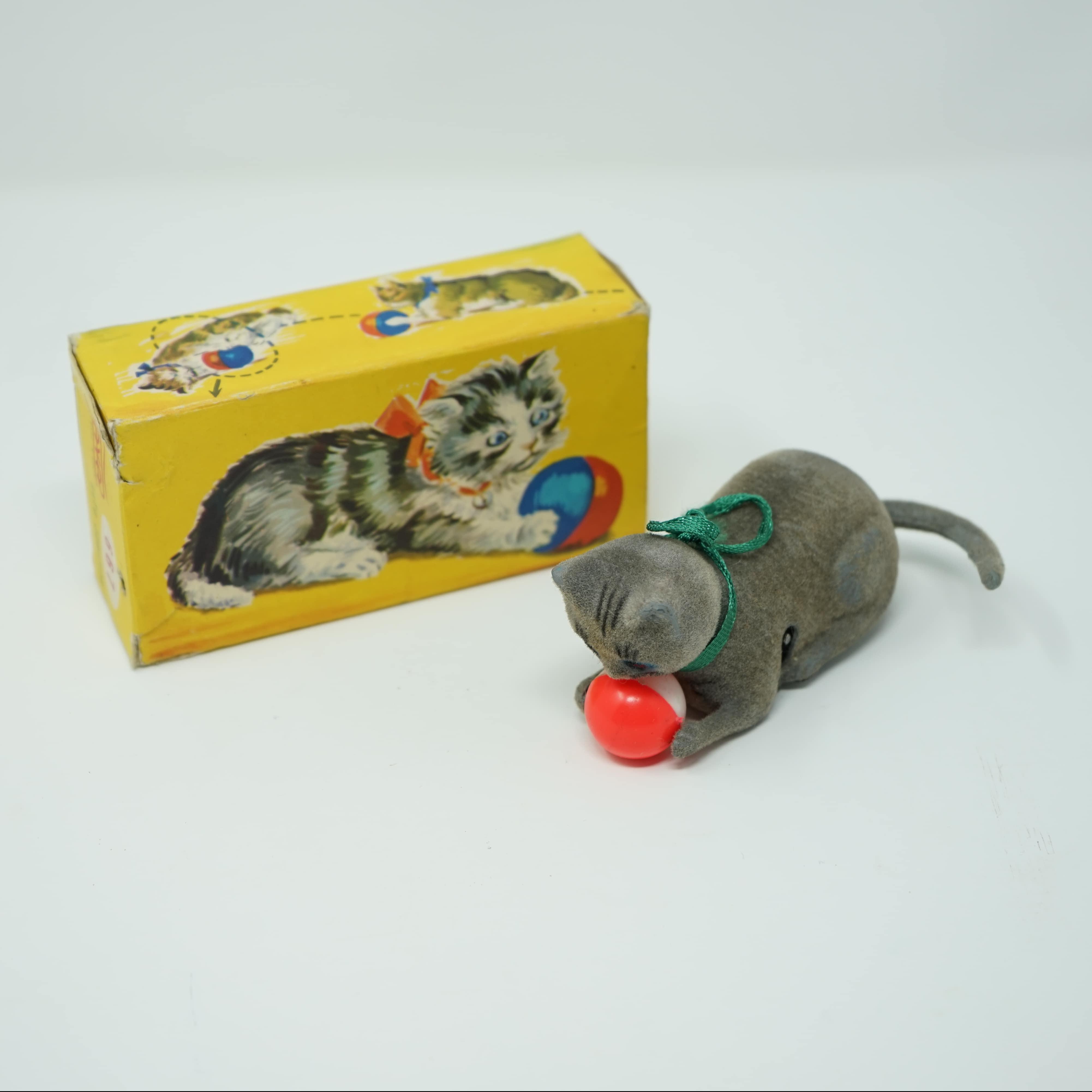 Chat Mécanique Payá Dans sa Boîte
