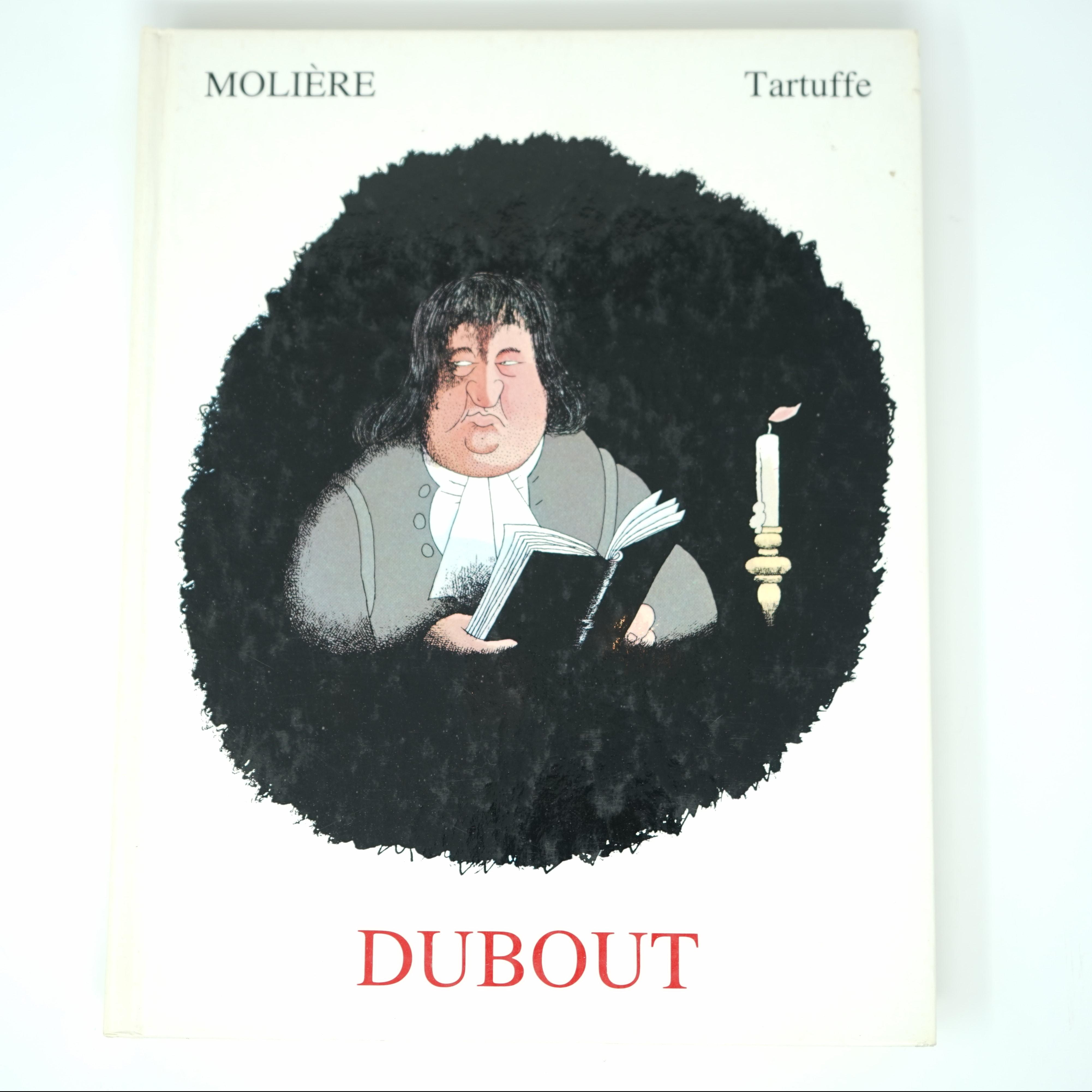 Tartuffe Illustré par Dubout