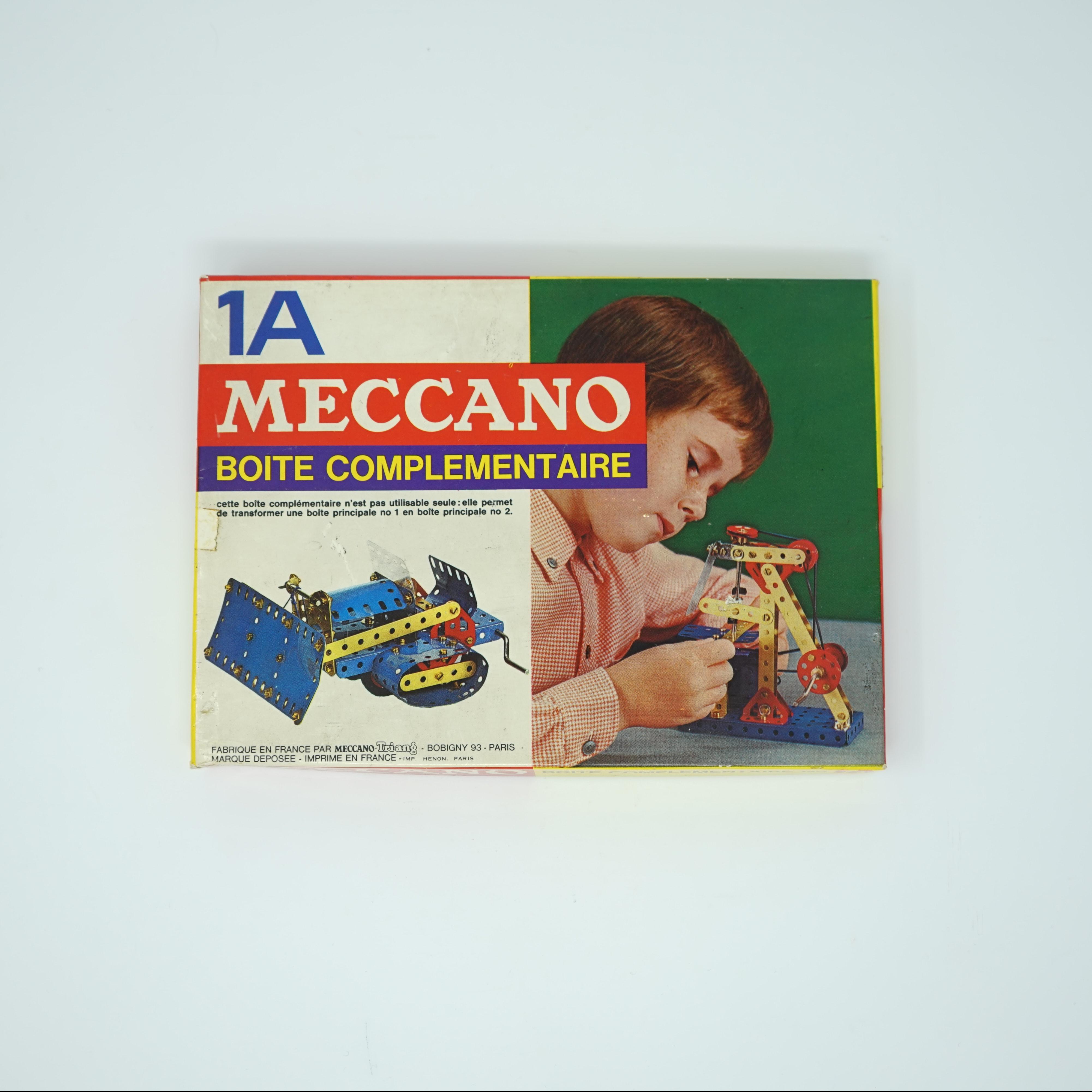 Boîte Complémentaire Meccano