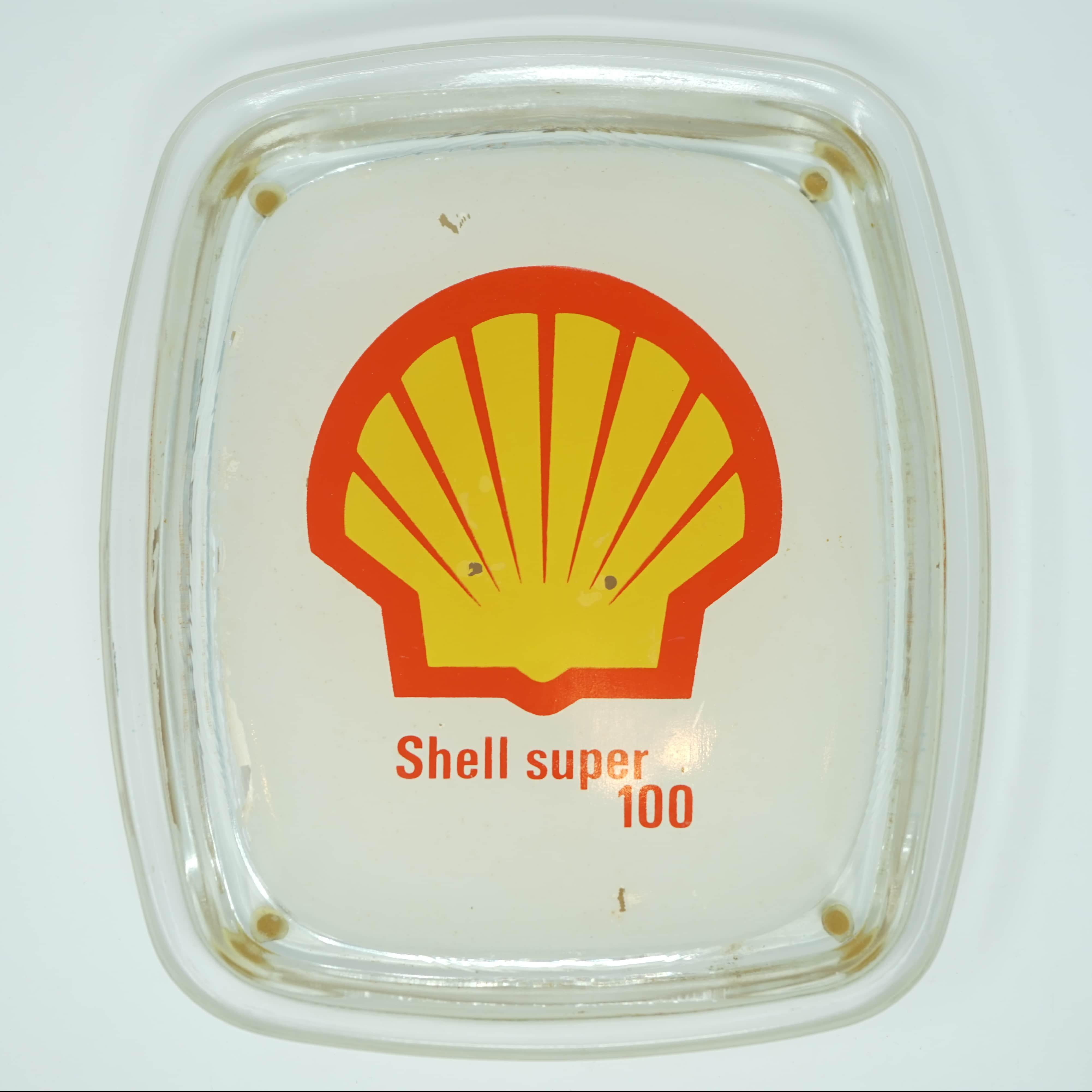 Rendu Monnaie Shell en Verre