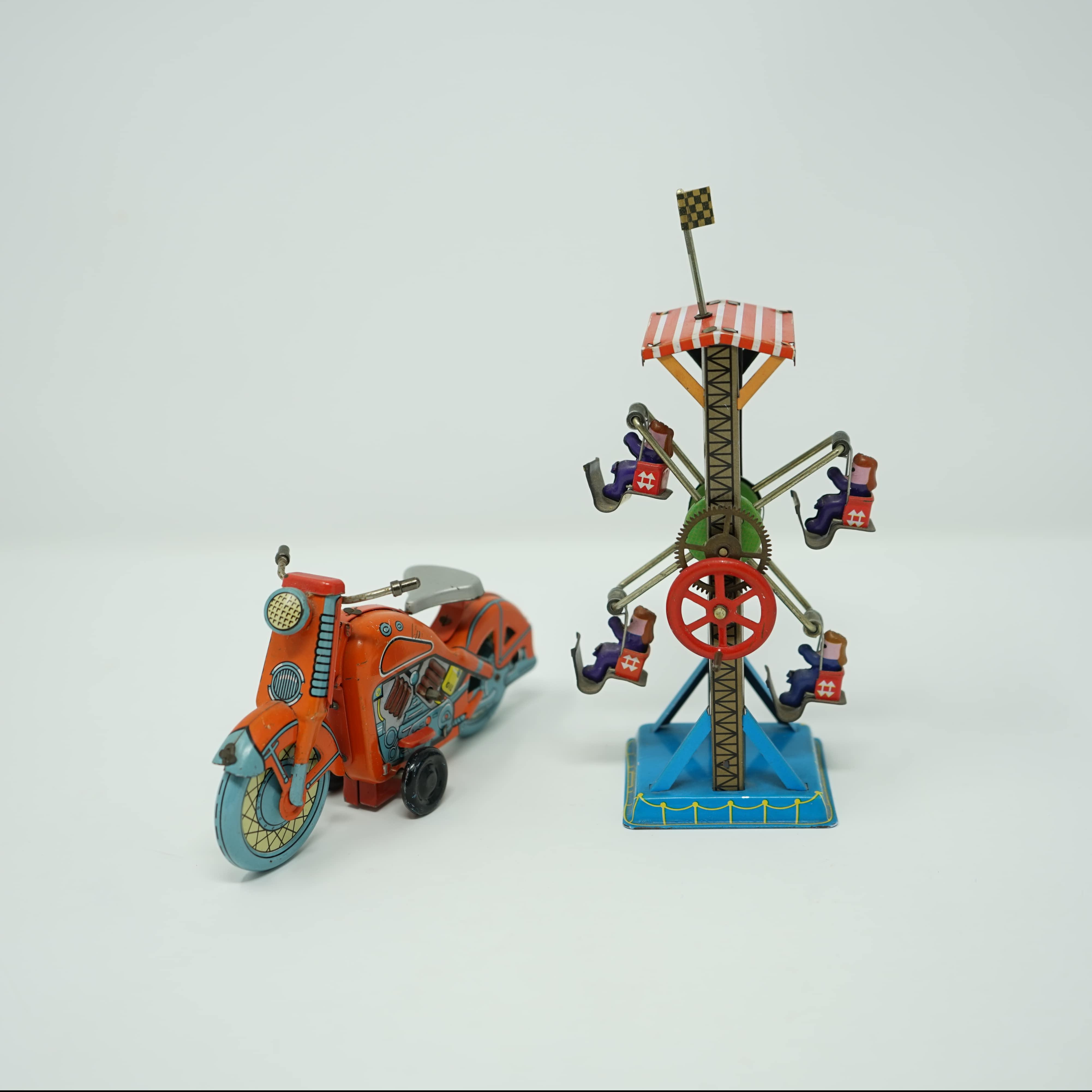 Moto et Manège Mécaniques