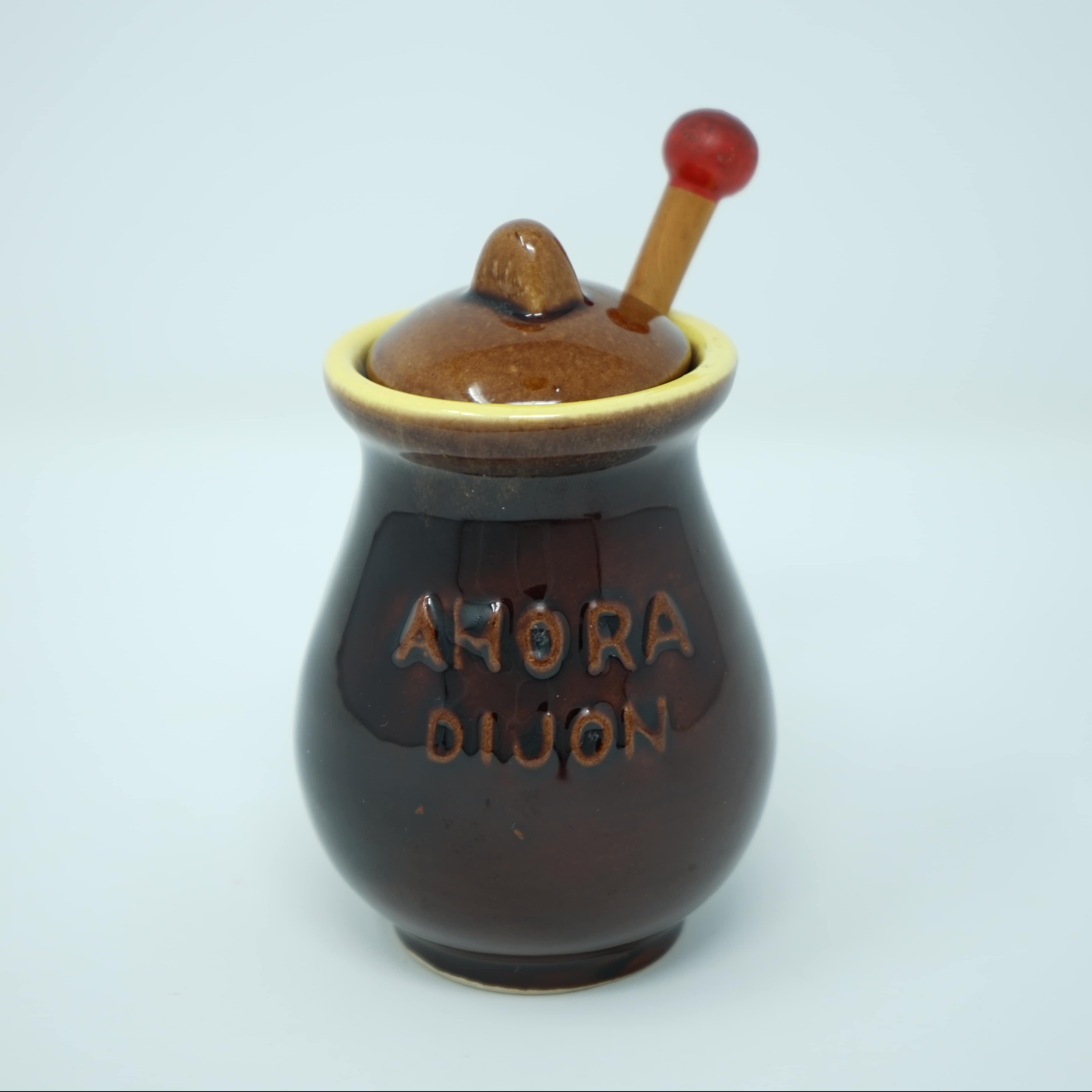 Moutardier Amora Céramique de Vallauris