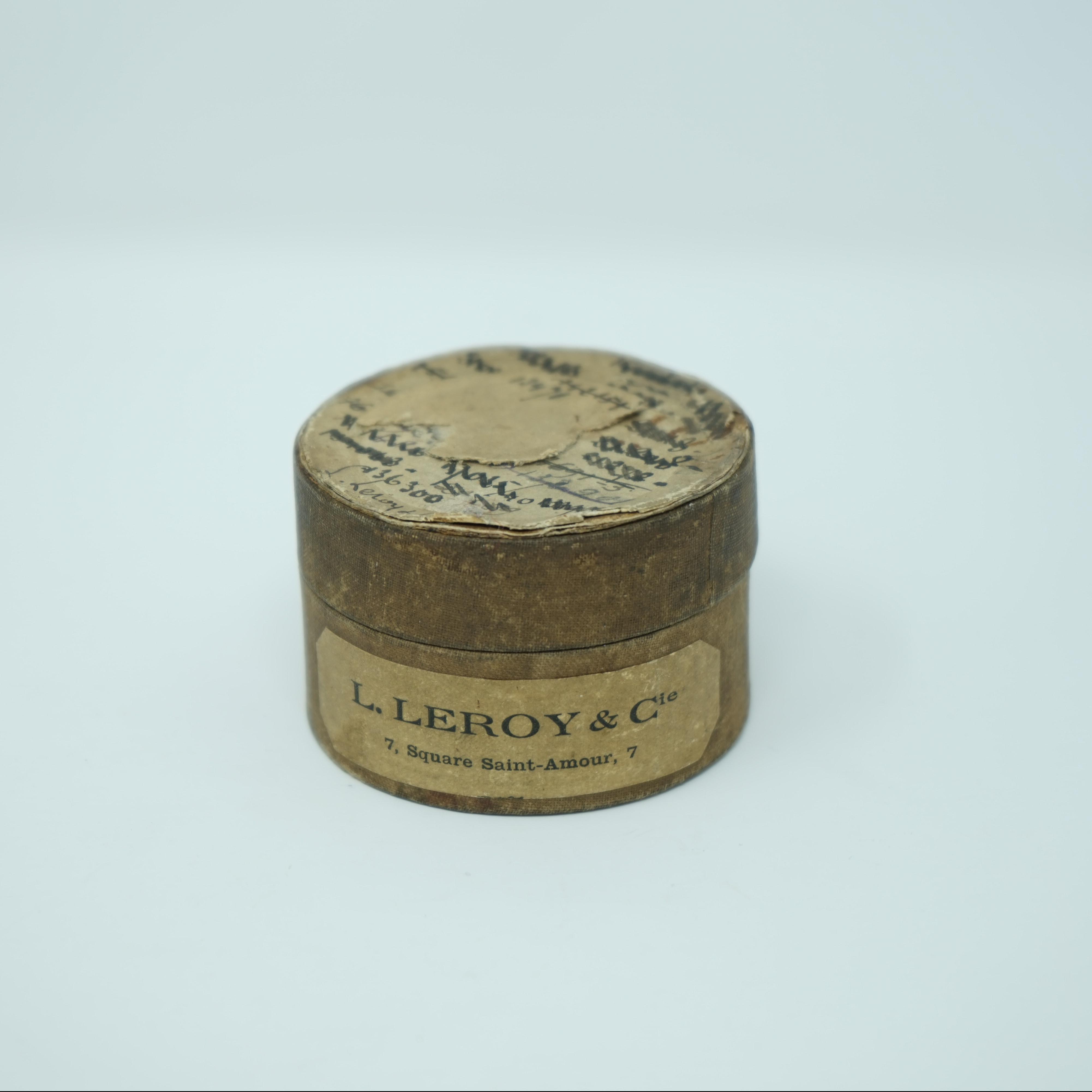 Boîte Leroy Ancienne