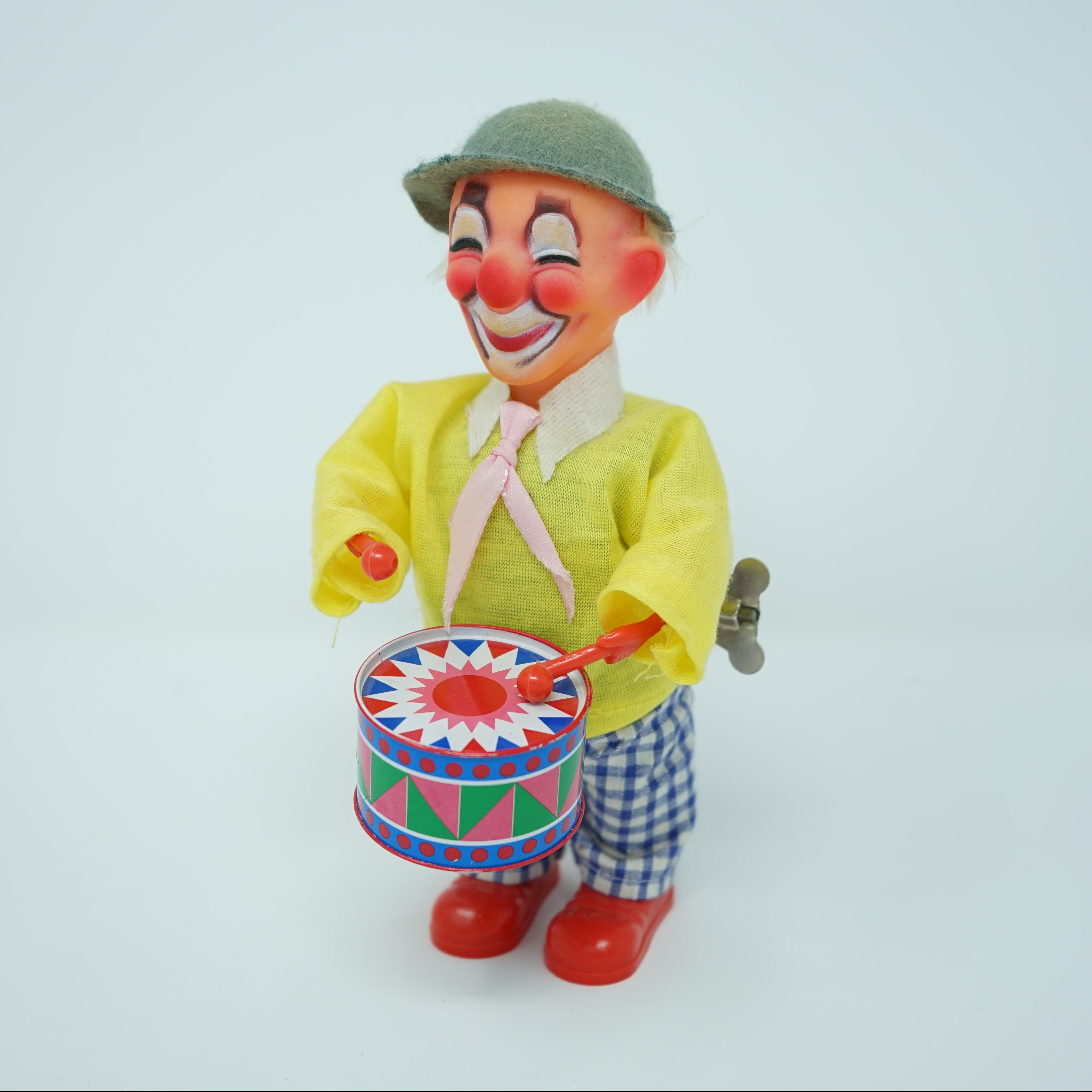 Clown Mécanique Années 60/70