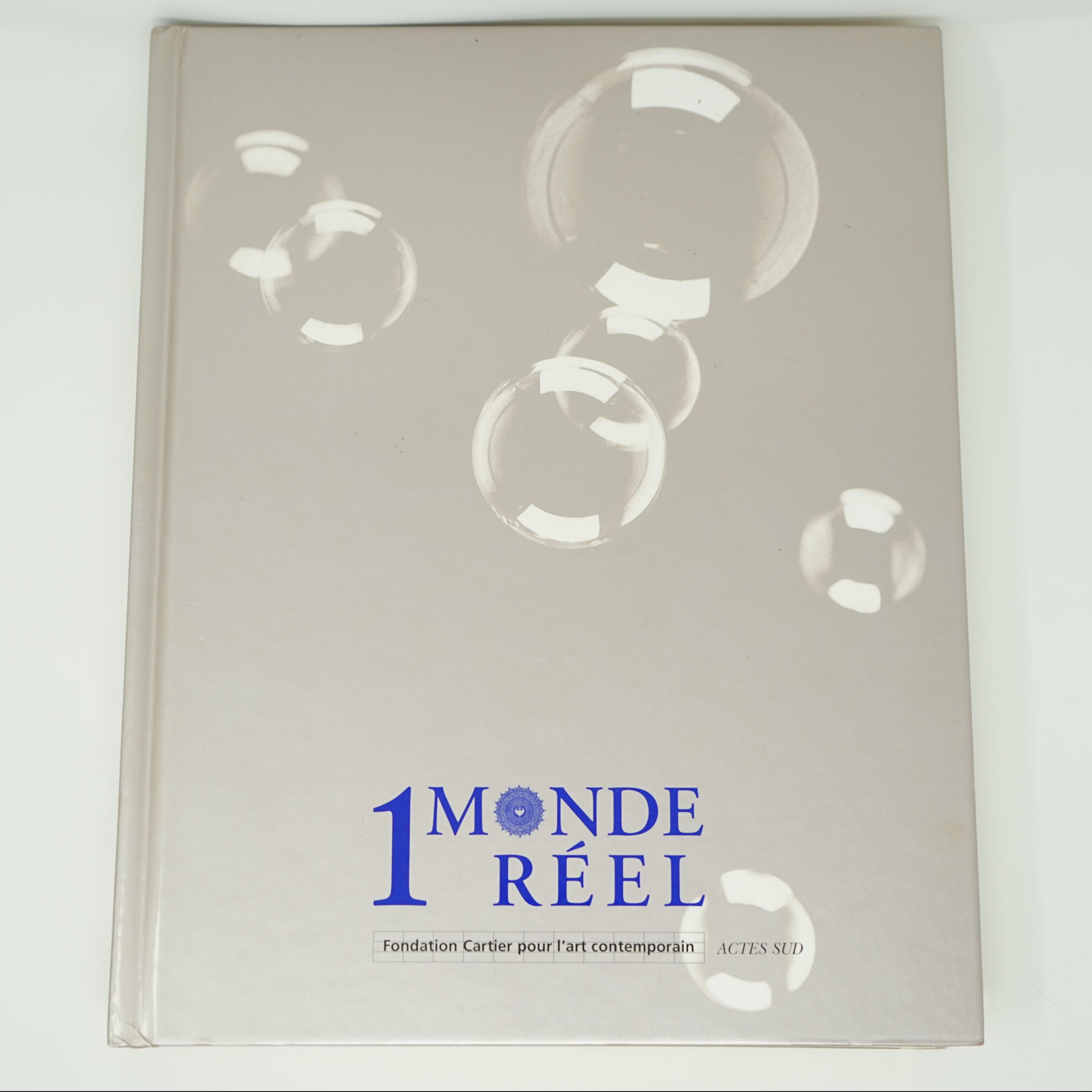 Livre 1 Monde Réel Fondation Cartier
