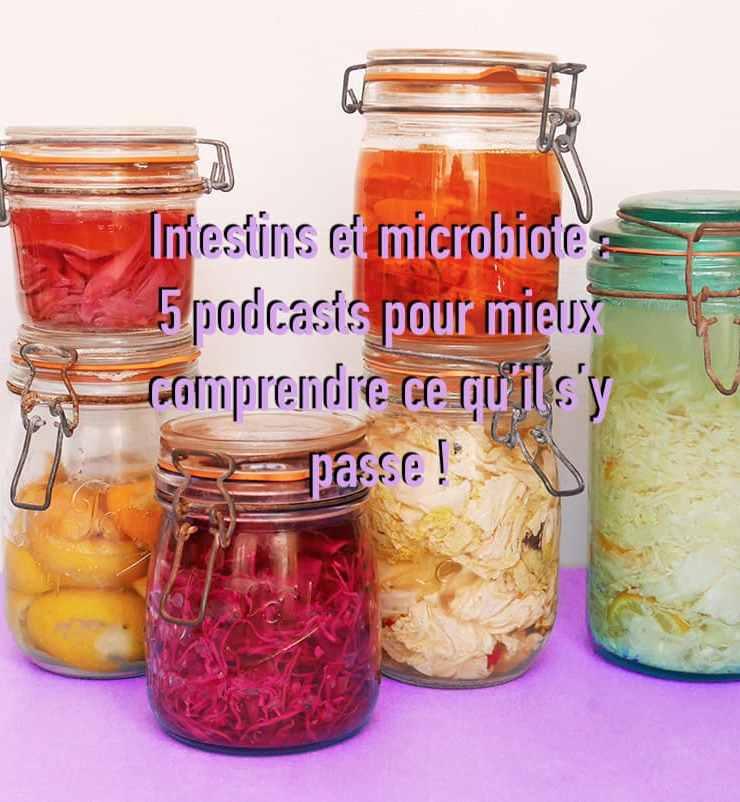 podcast microbiote