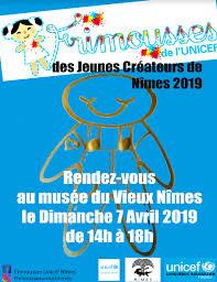 Frimousses des jeunes créateurs de Nîmes
