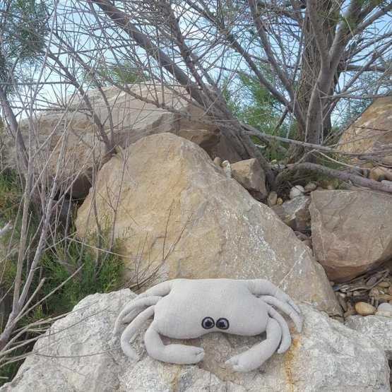 crabe-lin-yeux-appliqués