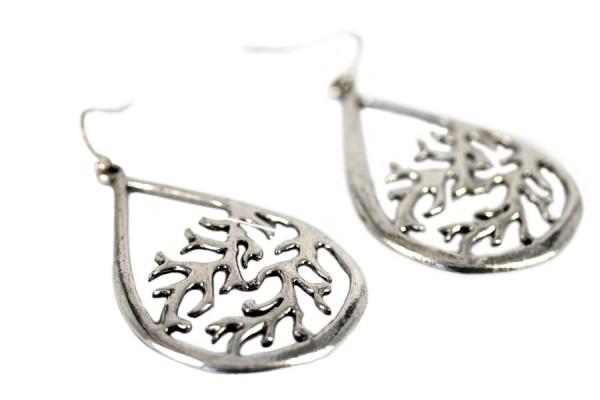 bijoux chérie boucle d'oreille arbre banyan