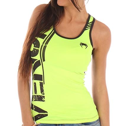 boutique en ligne coups de coeur sportswear débardeur VENUM les déboires de carlita