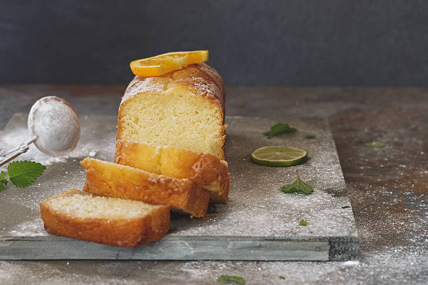 [20] Le Cake A L'Orange