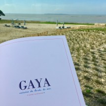 Restaurant Gaya Par Pierre Gagnaire La Grande Terrasse