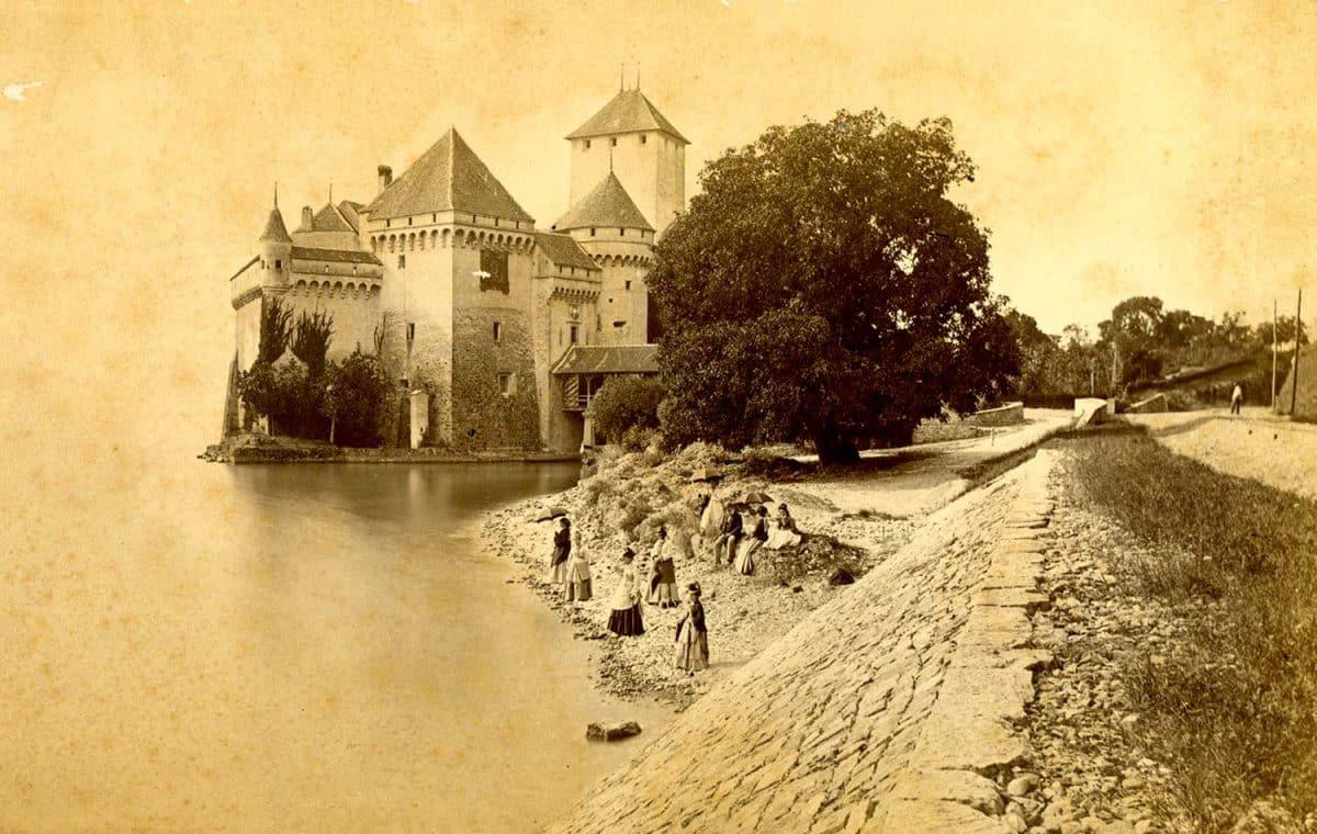 Photographie. Château de Chillon