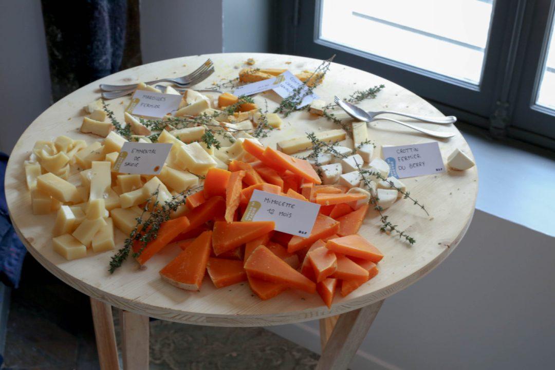 Beau et Fort : Une fromagerie POP - Lesdeuxchouettes.fr