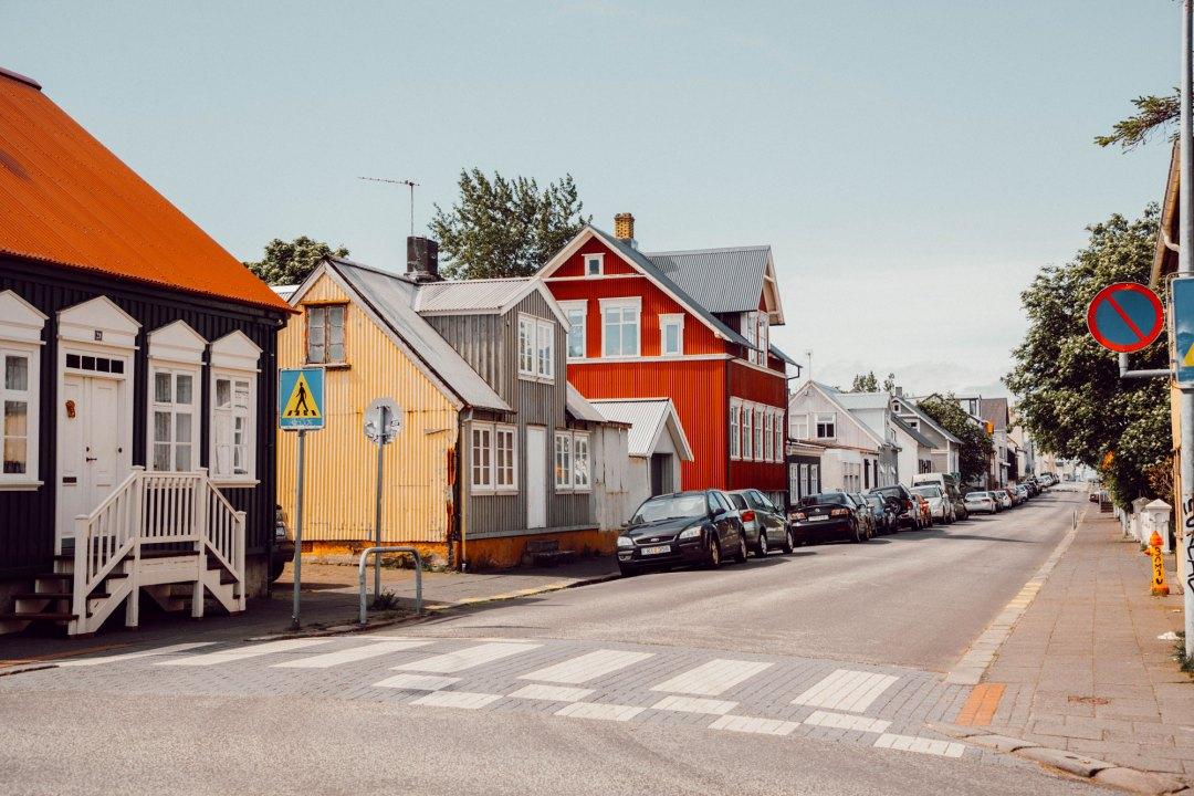 Reykjavík et ses environs - La ville - Lesdeuxchouettes.fr