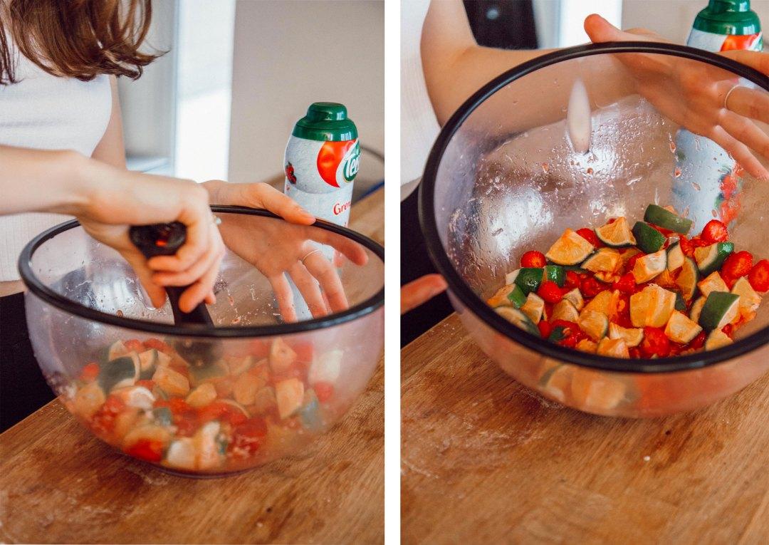 Mojito aux fruits rouges - lesdeuxchouettes.fr