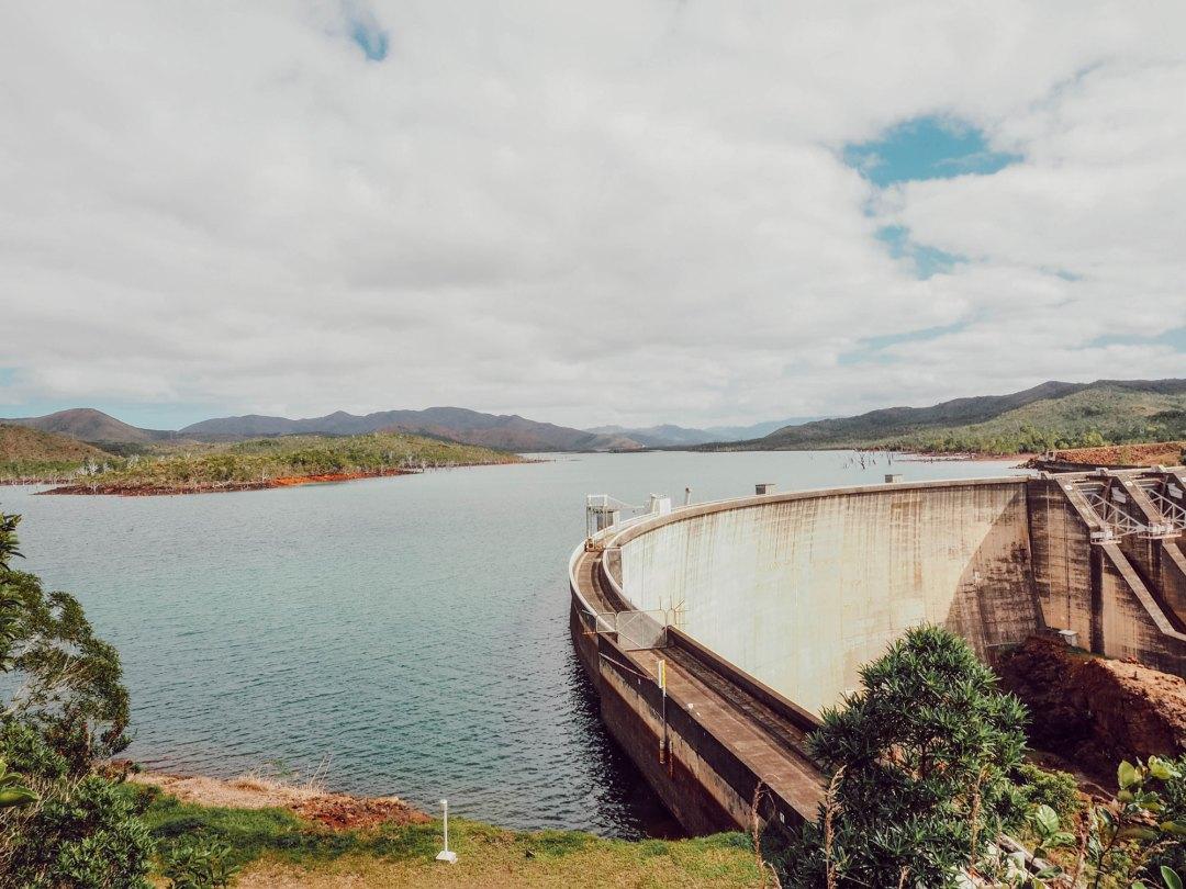 Le lac de Yaté - Lesdeuxchouettes.fr