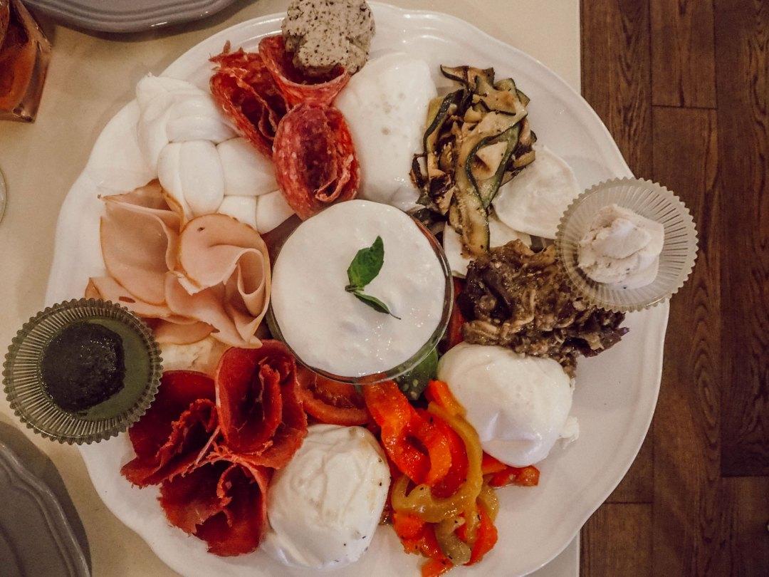 Mozzato : le comptoir à mozzarella - Lesdeuxchouettes.fr