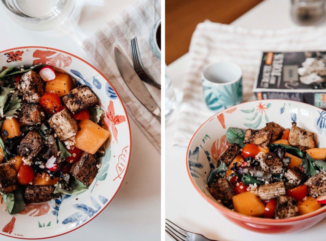 Recette Tofu Olives - Les Deux Chouettes