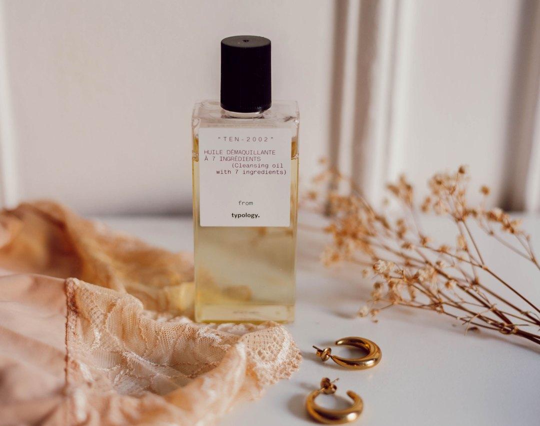 LL'huile démaquillante Typology - Les Deux Chouettes