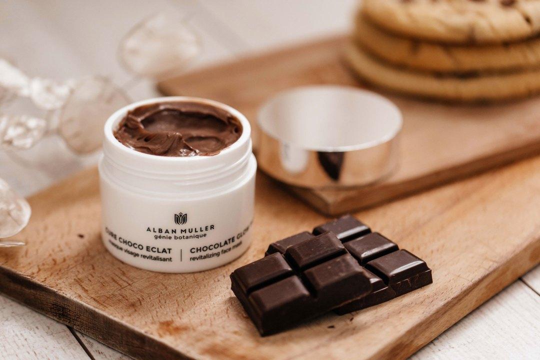 Idées cadeaux Masque au chocolat - Les Deux Chouettes