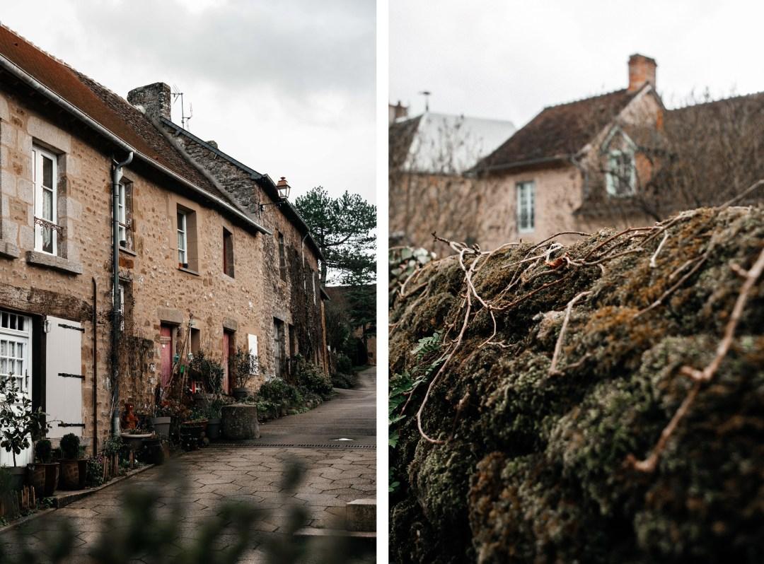 Architecture de Saint-Ceneri-le-Gerei - Les deux chouettes
