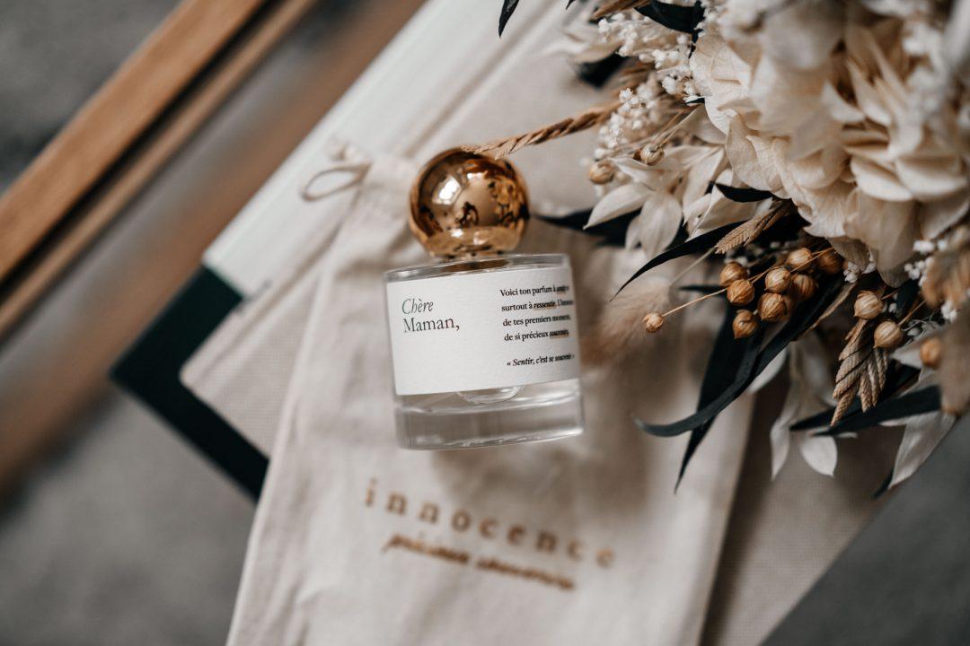 Le parfum Innocence - Blog Les Deux Chouettes