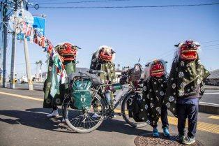Les masques - tradition shinto