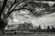 Old school house - Torrey