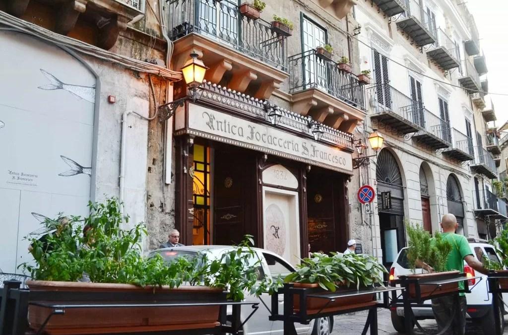Antica Focacceria San Francesco – Pasta con sarde