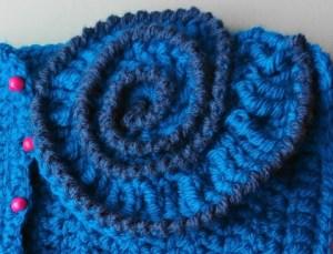 ammonite au crochet